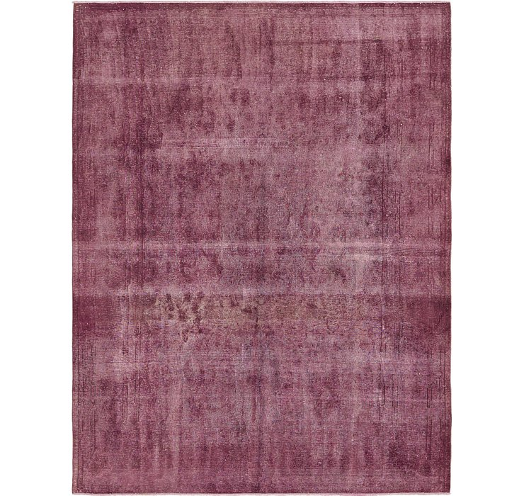 9' 10 x 12' Ultra Vintage Persian Rug