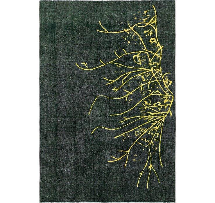 7' 10 x 11' 8 Ultra Vintage Persian Rug