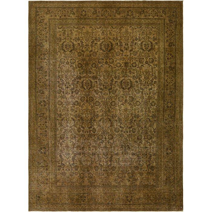 10' x 13' 8 Ultra Vintage Persian Rug