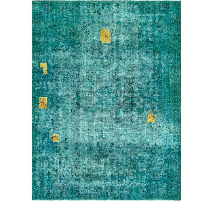 9' 4 x 11' 4 Ultra Vintage Persian Rug