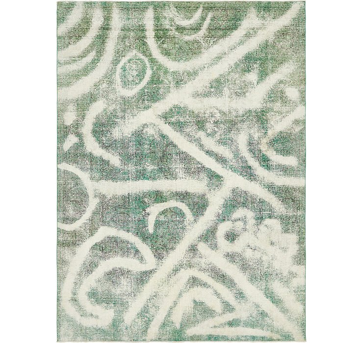 9' 6 x 13' 3 Ultra Vintage Persian Rug