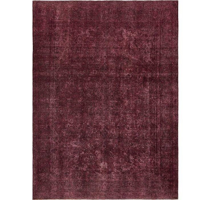 9' 8 x 13' 4 Ultra Vintage Persian Rug