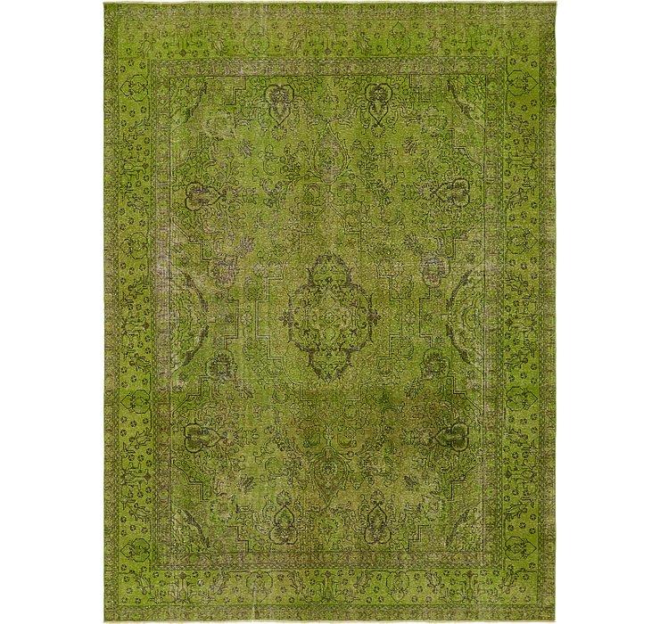 9' 2 x 12' 10 Ultra Vintage Persian Rug