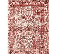 Link to 9' 6 x 12' 4 Ultra Vintage Persian Rug