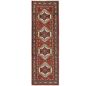 Link to 3' x 9' 7 Meshkin Persian Runner Rug