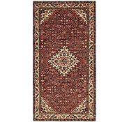 Link to 5' 4 x 10' 6 Hossainabad Persian Runner Rug