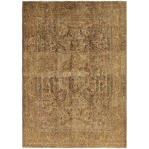 Unique Loom 6' 9 x 9' 9 Tabriz Persian Rug