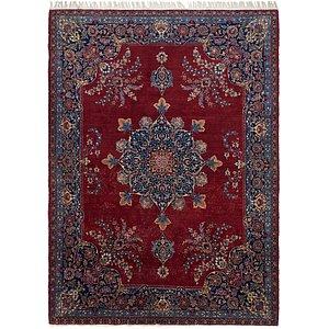 8' x 11' Birjand Persian Rug