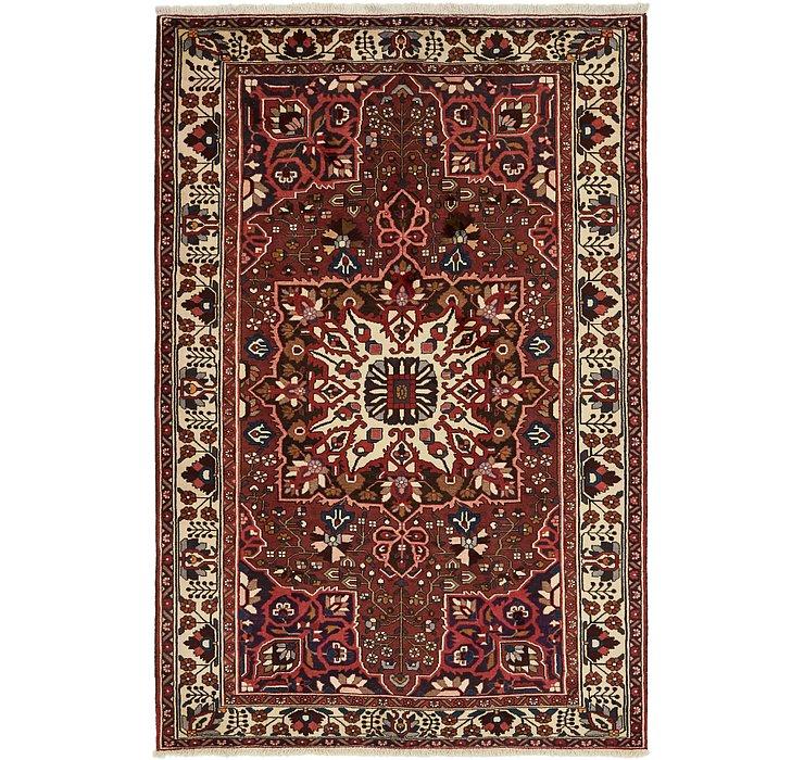 208cm x 312cm Bakhtiar Persian Rug