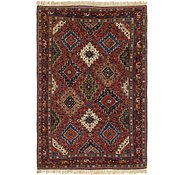 Link to 6' 9 x 10' 3 Yalameh Persian Rug