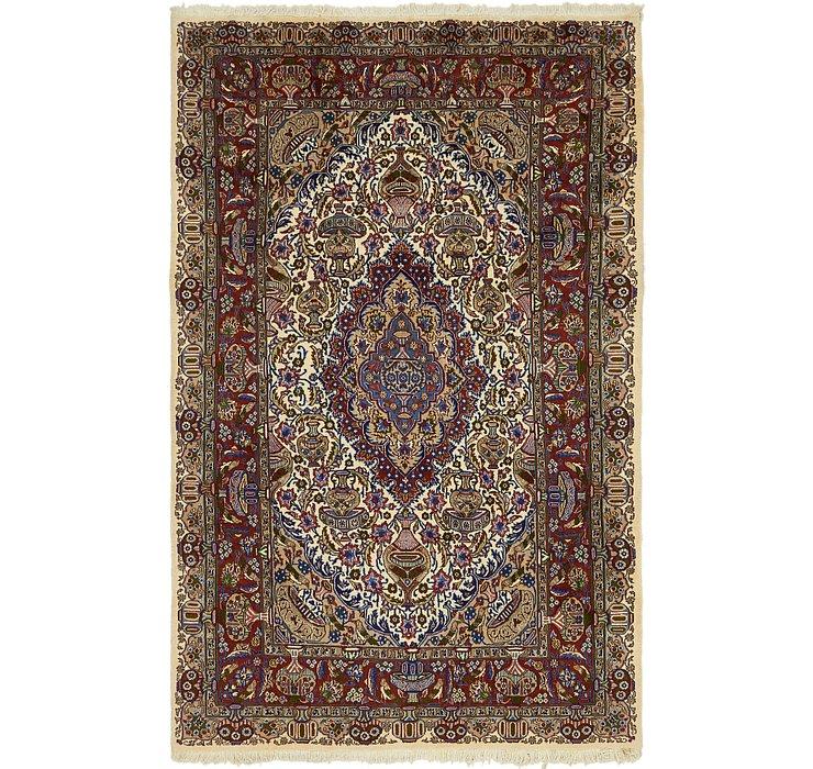 6' 6 x 10' Kashmar Persian Rug