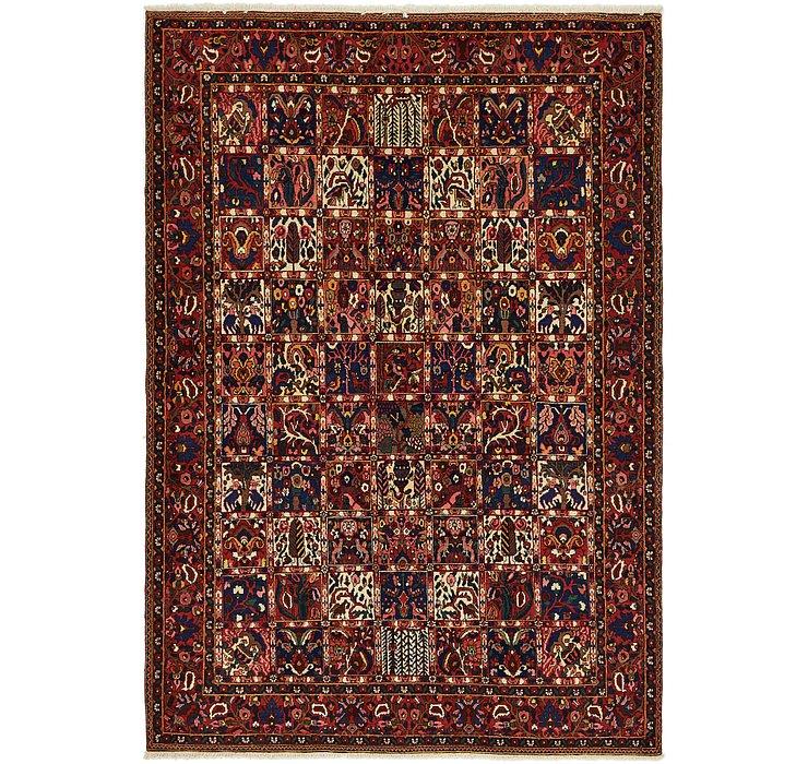 7' x 10' 3 Bakhtiar Persian Rug