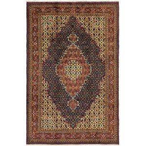 6' 6 x 10' Ardabil Persian Rug