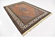 Link to 6' 7 x 9' 5 Tabriz Persian Rug