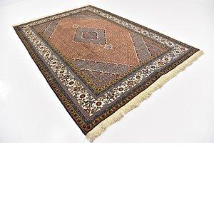 Link to 200cm x 287cm Tabriz Persian Rug page