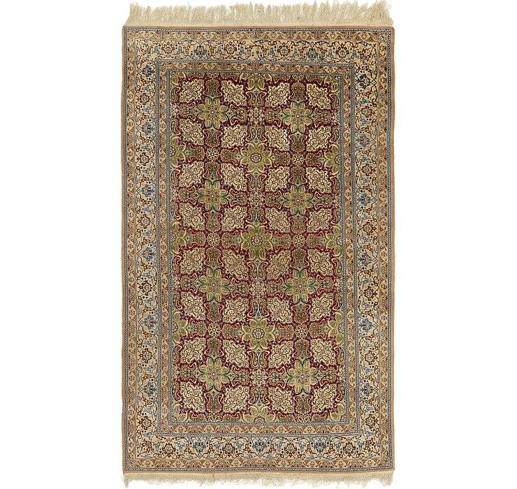 5' 7 x 9' 6 Nain Persian Rug