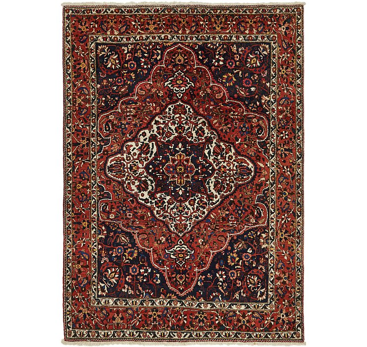 225cm x 318cm Bakhtiar Persian Rug