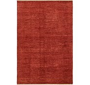 Link to Unique Loom 6' 6 x 9' 9 Modern Ziegler Rug