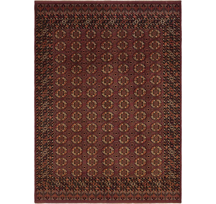 9' 9 x 13' 7 Torkaman Persian Rug