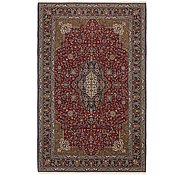Link to 7' x 11' 4 Qom Persian Rug