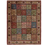Link to 290cm x 355cm Sarough Persian Rug