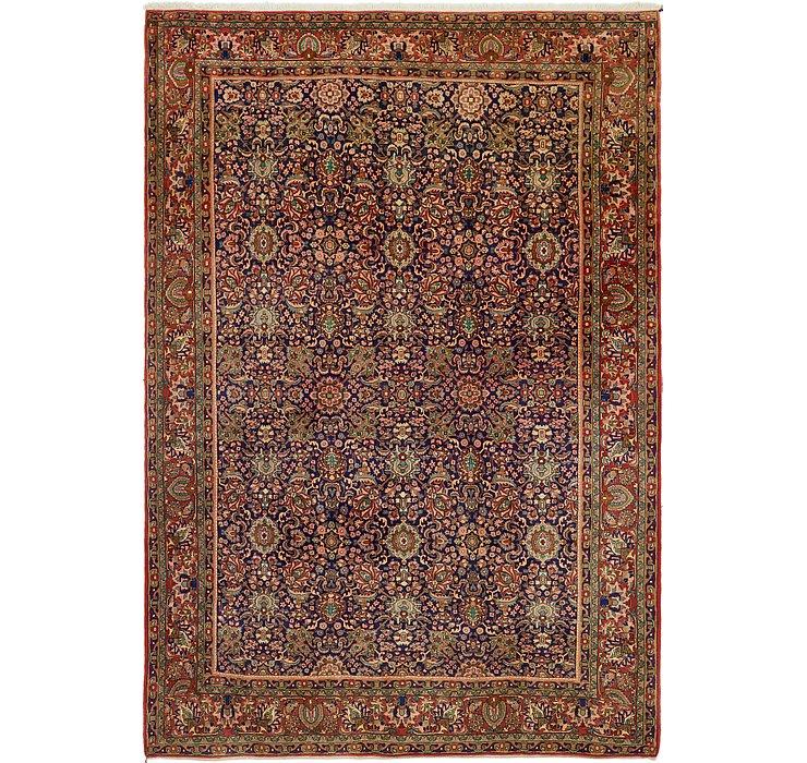 HandKnotted 7' 9 x 11' 2 Bidjar Persian Rug