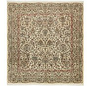Link to 9' 5 x 10' 2 Kashmar Persian Rug