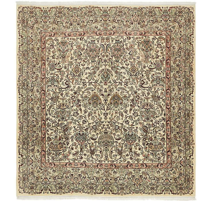 9' 5 x 10' 2 Kashmar Persian Rug