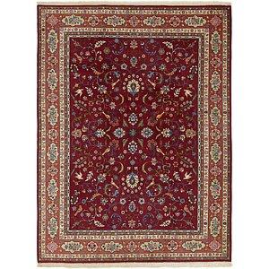 8' 7 x 11' 7 Tabriz Persian Rug