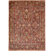 Link to 8' 9 x 12' Sarough Persian Rug