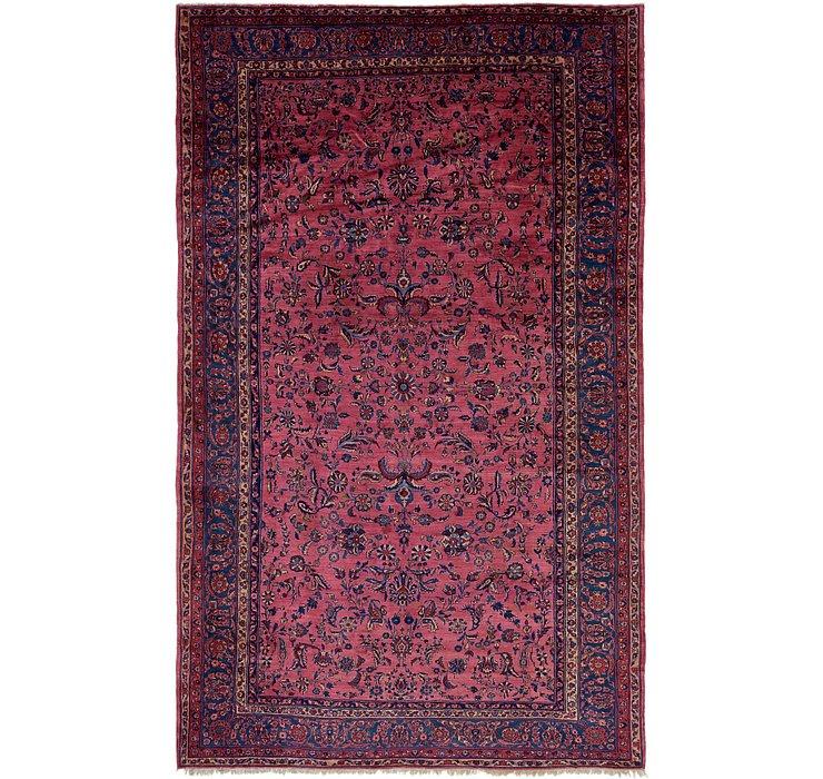 365cm x 610cm Sarough Persian Rug