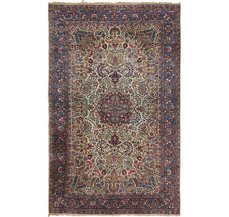 9' 7 x 15' 5 Kerman Persian Rug