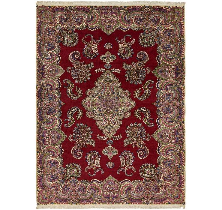 10' x 13' 6 Kerman Persian Rug