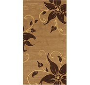 Link to 5' x 9' 10 Damask Runner Rug