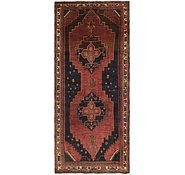Link to 4' 2 x 9' 7 Hamedan Persian Runner Rug