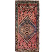 Link to 4' 4 x 9' 5 Hamedan Persian Runner Rug