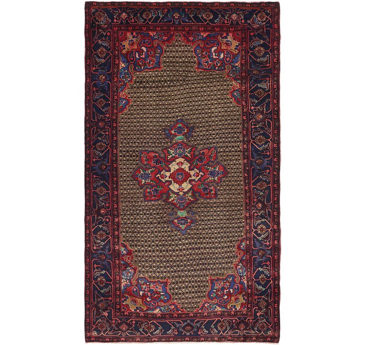 4' 10 x 8' 10 Songhor Persian Rug
