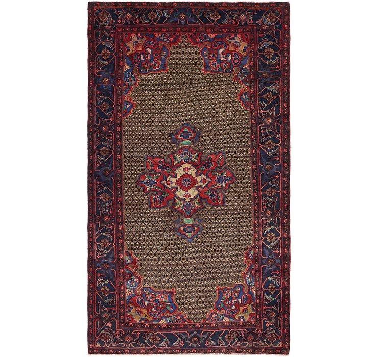 4' 10 x 8' 10 Songhor Persian Rug