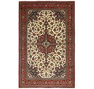 Link to 6' 8 x 10' 3 Qom Persian Rug
