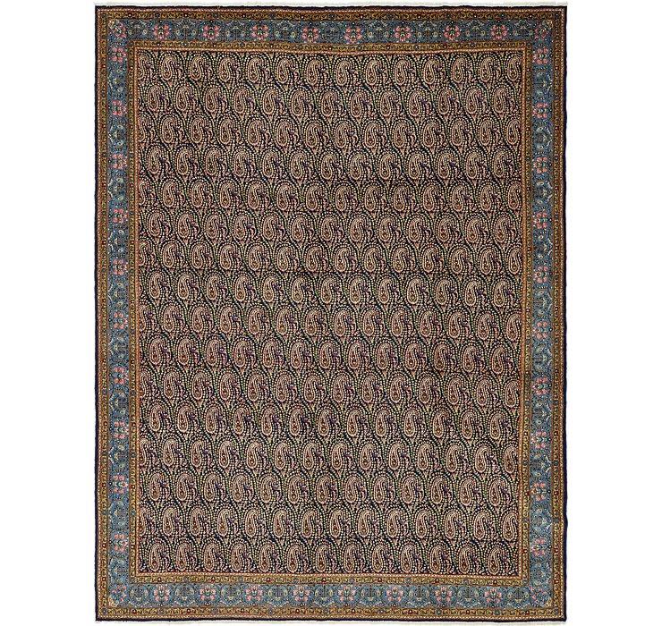 10' 7 x 13' 7 Mood Persian Rug