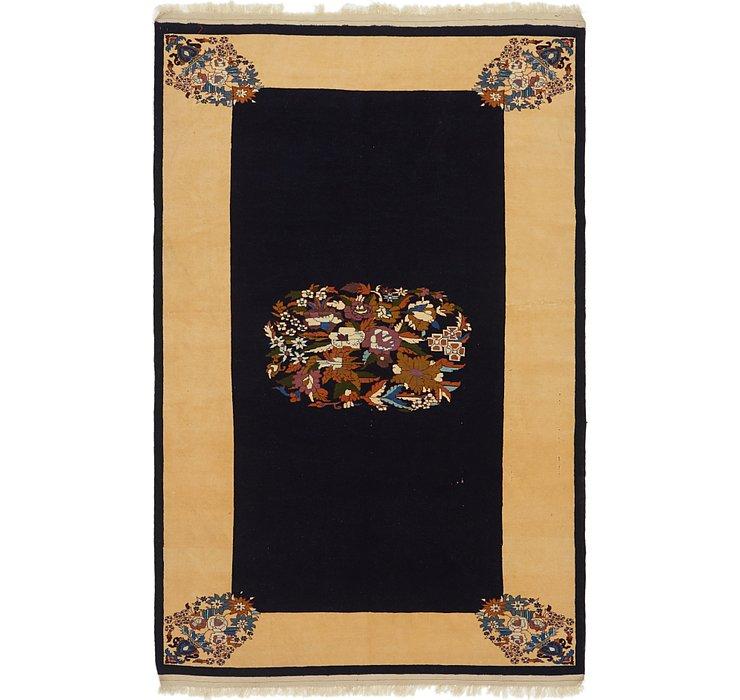 6' 5 x 10' 3 Ghoochan Persian Rug