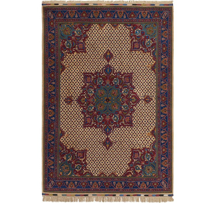 6' 10 x 10' 3 Bakhtiar Persian Rug