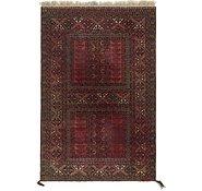 Link to 5' 5 x 8' Afghan Ersari Oriental Rug