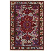 Link to 4' 7 x 6' 8 Hamedan Persian Rug