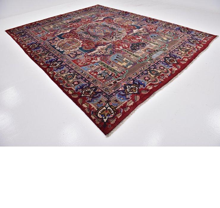 10' x 12' 5 Kashmar Persian Rug