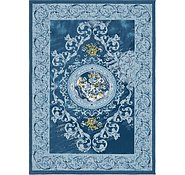 Link to 5' 3 x 7' 3 Classic Aubusson Rug