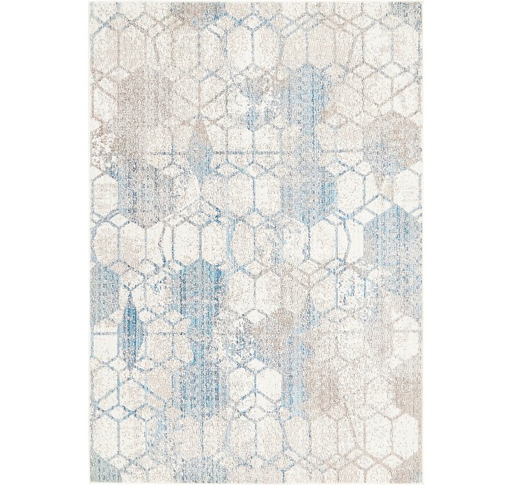 Jill Zarin 5' 3 x 7' 7 Downtown Collection Rug