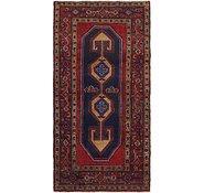 Link to 127cm x 282cm Meshkin Persian Runner Rug