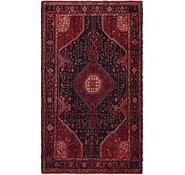 Link to 5' 2 x 9' Meshkin Persian Rug