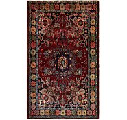 Link to 4' 3 x 6' 8 Mashad Persian Rug